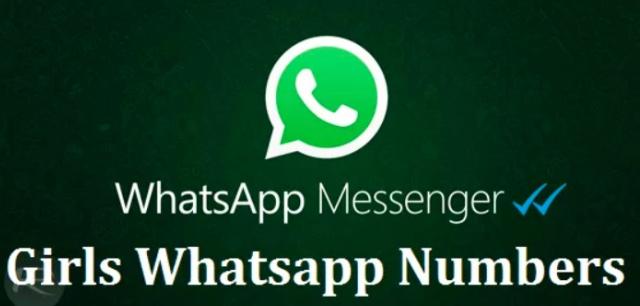 Girls WhatsApp Numbers List For Friendship
